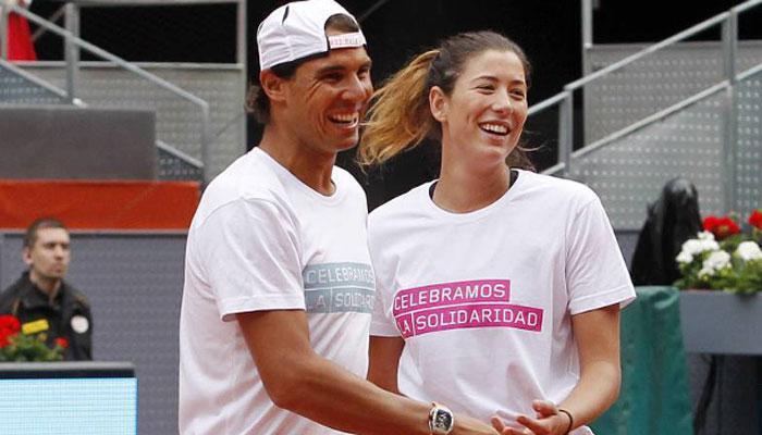 Wimbledon : Rafael Nadal, Garbine Muguruza crowned ITF world champions