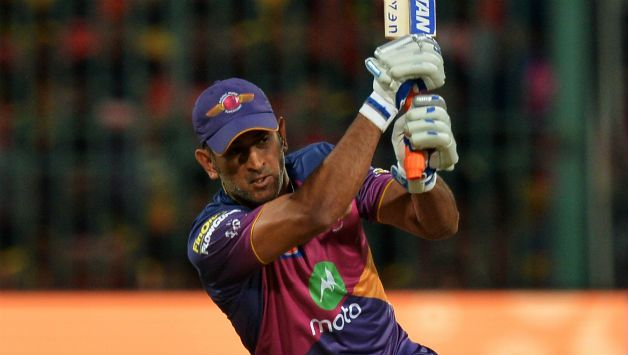 IPL 2017: Finisher MS Dhoni seals RPS win with last-ball four