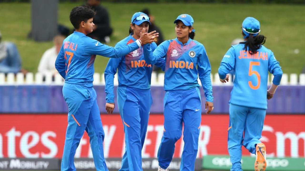 India beats New Zealand, enters semi-finals - ICC Women's T20 WC