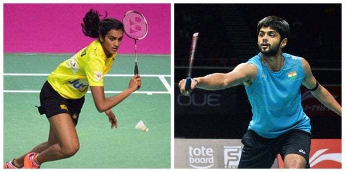 PV Sindhu, B Sai Praneeth to play semi-final matches in BWF World Championships