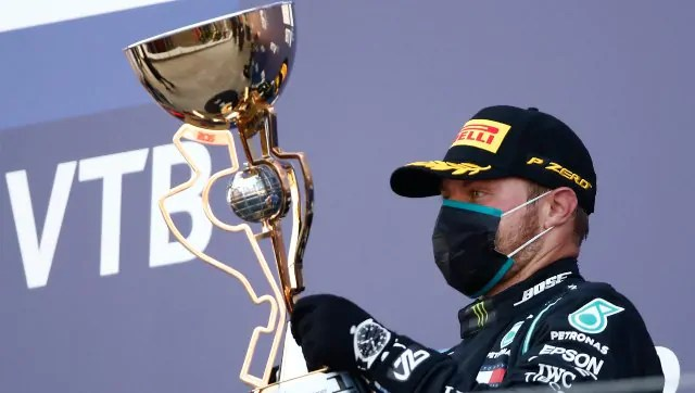 Valtteri Bottas wins Russian GP, Lewis Hamilton misses F1 win record
