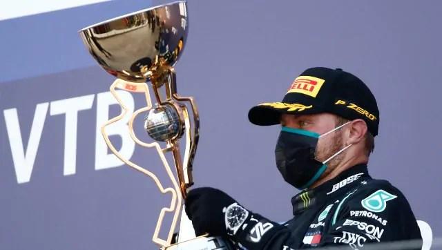 Valtteri Bottas wins Russian GP, Lewis Hamilton misses F1 win record