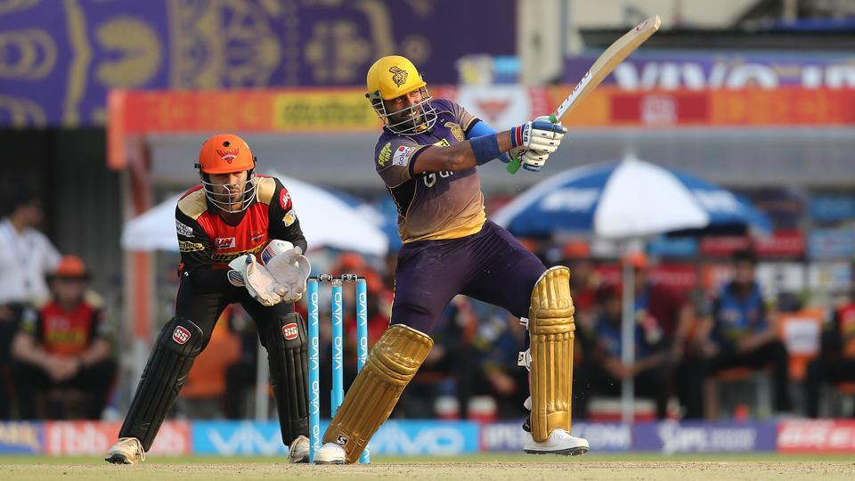 Kolkata Knight Riders post 172-6 against Sunrisers Hyderabad