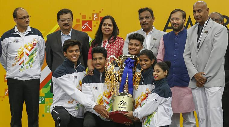 Maharashtra finish top with 228 medals in Khelo India Youth Games