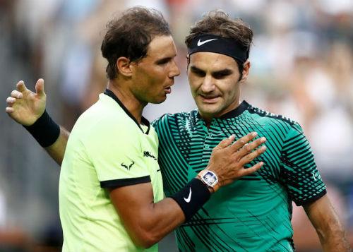 Rafael Nadal backs Roger Federer