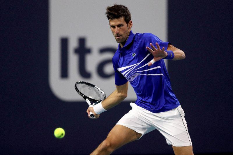 Djokovic, Osaka win Miami openers