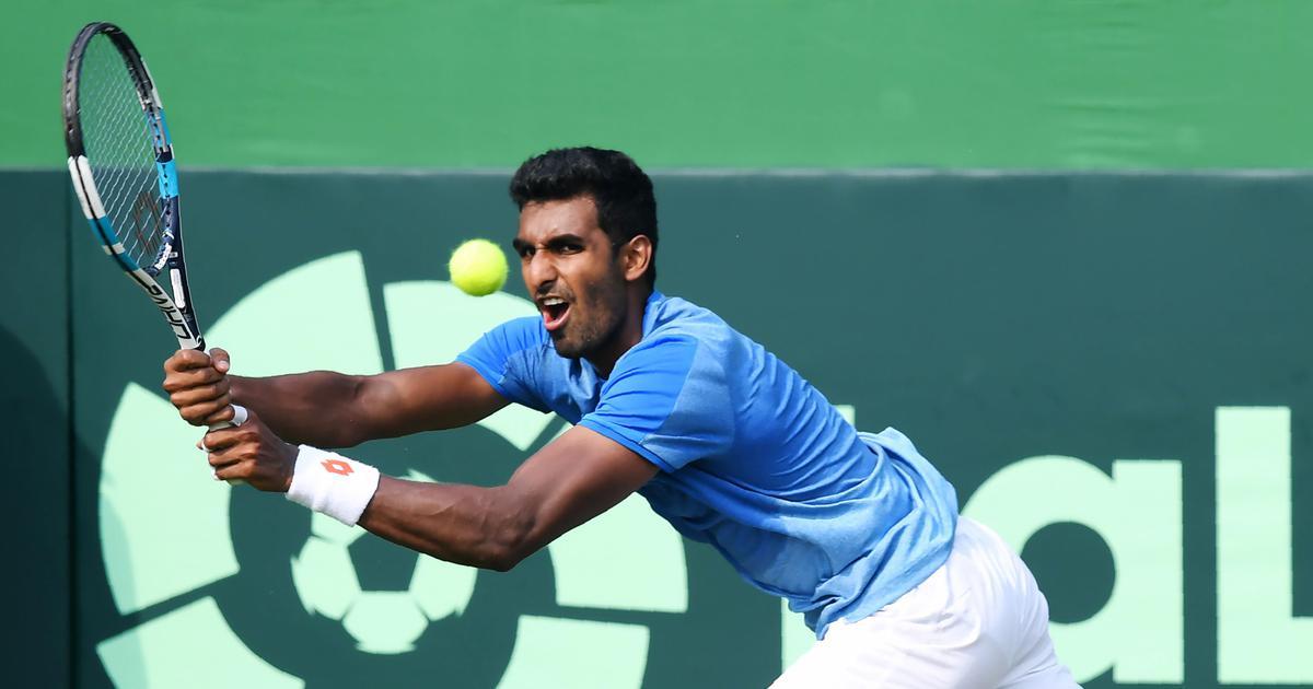 Prajnesh Gunneswaran rises to career-high ranking of 80