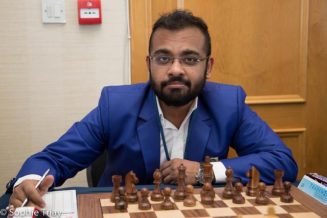 Gibraltar Masters Chess: Abhijeet Gupta stuns Vassily Ivanchuk