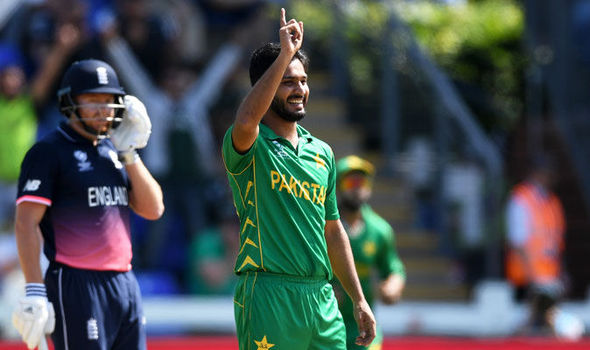 ICC Champions Trophy: Semi-final 1: Disciplined Pakistan bundle England out for 211