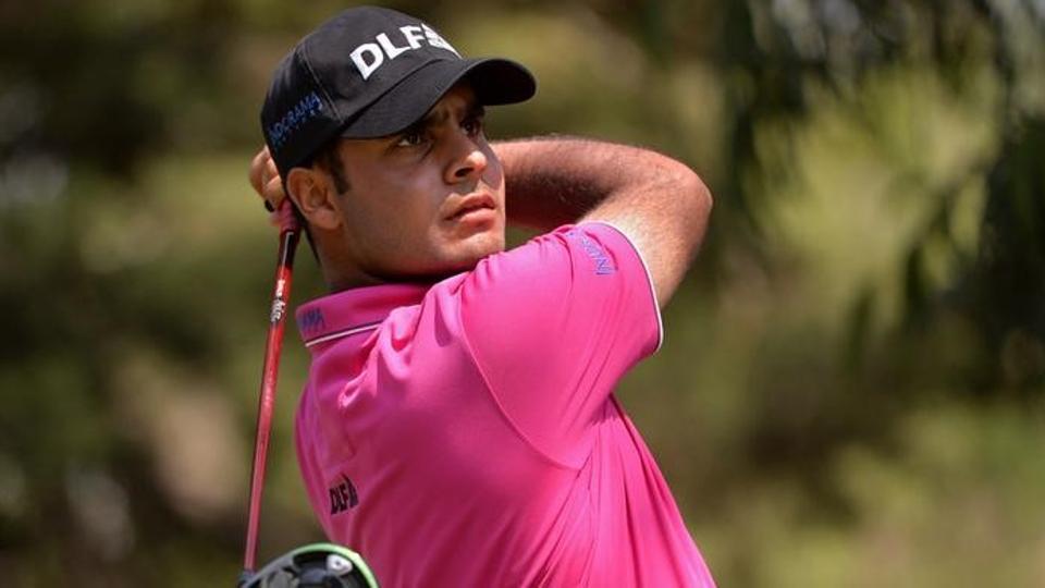 Subhankar,Lahiri places in world golf rankings
