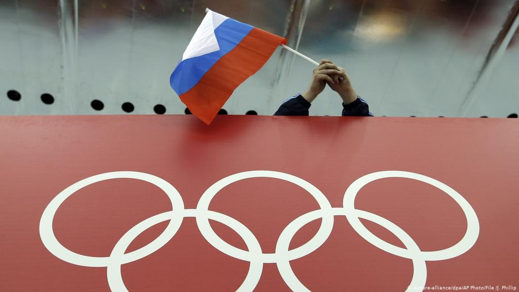 WADA bans Russia from international sporting events for four years