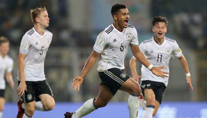 germanyusenterquarterfinalsoffifau17worldcup