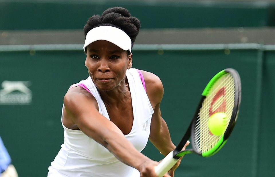 Wimbledon 2017 : Venus Williams beats Elise Mertens in straight sets, advances to second round