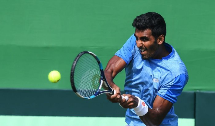 Prajnesh makes it to Miami Masters main draw