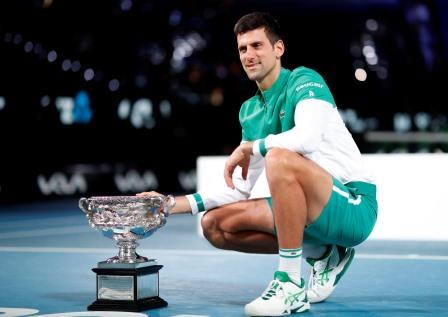 Australian Open 2021: Novak Djokovic thrashes Daniil Medvedev to clinch 18th Grand Slam crown