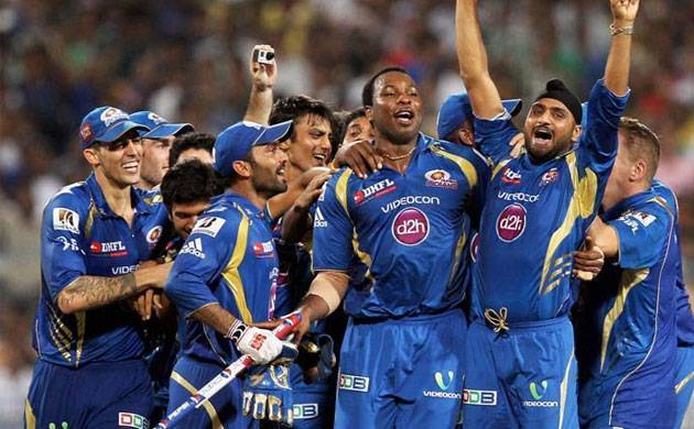 IPL 2017 : MI beat DD by 14 runs