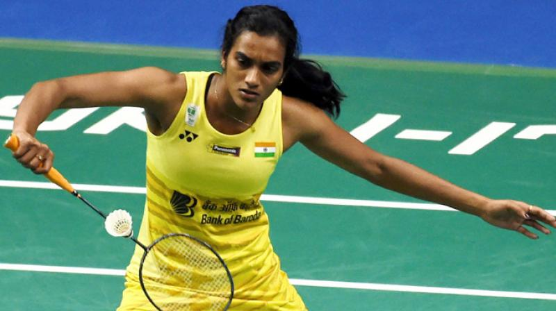 Sindhu storms into third successive finals at BWF World Championships