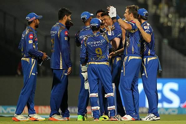 IPL 2017:KKR vs MI : Tiwary, Rayudu half-centuries guide Mumbai to 173/5