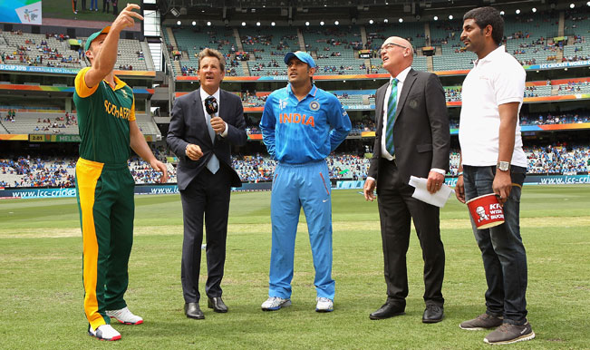 ICC Champions Trophy: India vs SA : India win toss, choose to bowl against South Africa