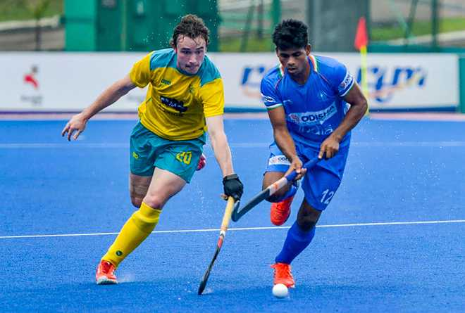 India defeat Australia 5-1 in the Sultan of Johor Cup