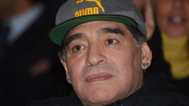 Maradona named Al-Fujairah