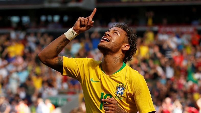 Neymar makes stunning return as Brazil beats Croatia 2-0 in friendly match