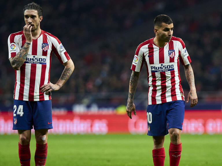 Two Atletico Madrid players detects positive for Coronavirus