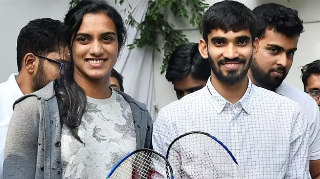K Srikanth, PV Sindhu to lead India