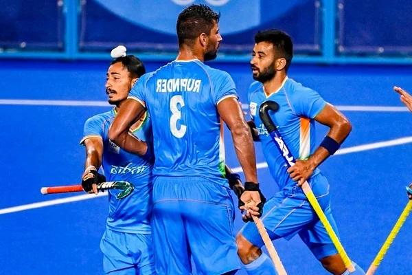 Tokyo Olympics: Indian men