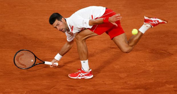 Djokovic beats Mikael Ymer in the French Open