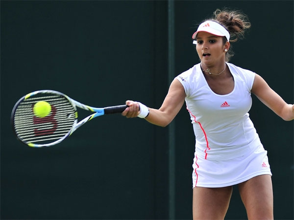 Wimbledon: Sania to be up against Hingis for a place in Women