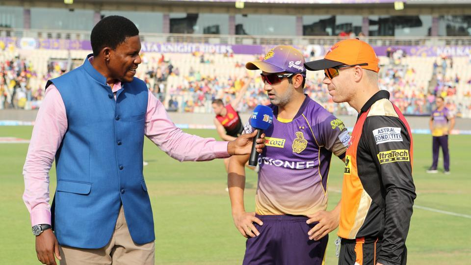IPL 2017: Sunrisers Hyderabad win toss, ask Kolkata Knight Riders to bat