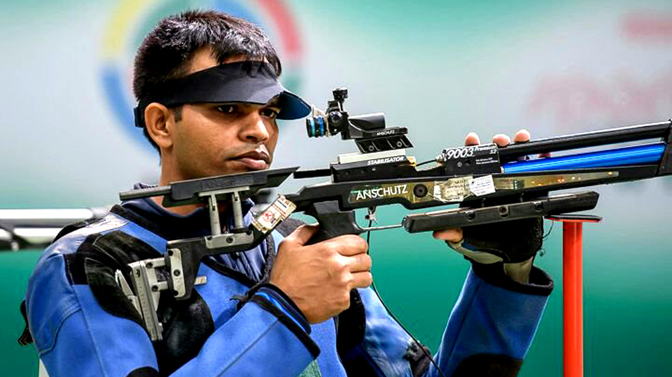 shooter-deepak-kumar-bags-silver-medal-in-18th-asian-games