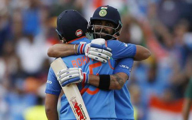 ICC Champions Trophy semifinals:Ind vs Ban:India beats Bangladesh by 9 wickets to set up summit clash with Pakistan