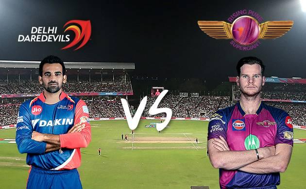 IPL 2017: Delhi Daredevils vs Rising Pune Supergiant: DD win toss, opt to bat  D