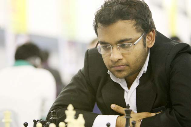 Abhijeet Gupta finishes second in Czech Open chess tournment