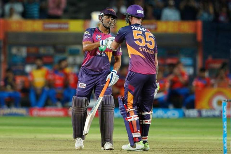 IPL 2017 : - Rising Pune Supergiant vs Gujarat Lions:Ben Stokes guides RPS to 5-wicket win