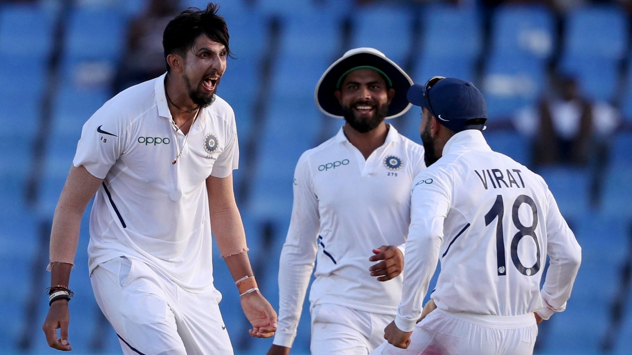 India vs New Zealand, 1st Test:Ishant Sharma marks in elite list of Indian fast bowlers