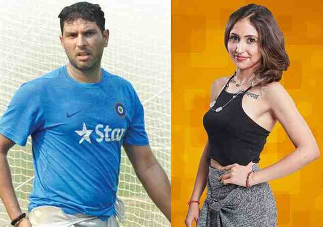 Cricketer Yuvraj Singh booked for domestic violence