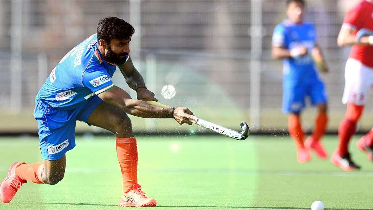 India defeats Britain by 3-2 in the final match of Europe tour