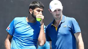 French open: Indian campaign ends as Rohan Bopanna & Edouard Roger-Vasselin bow out