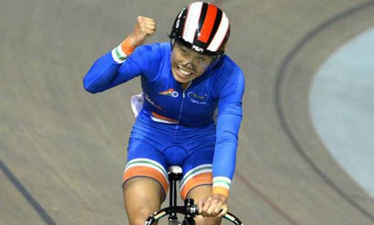 indianduodeborahaleenarejiqualifyforucitrackcyclingworldcup