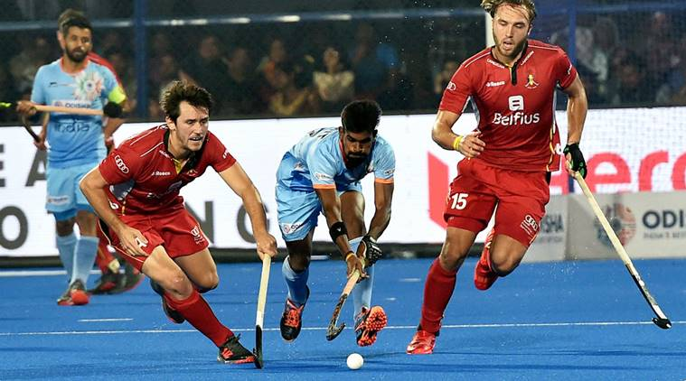 Hockey World Cup: Match between India and Belgium ends in a draw
