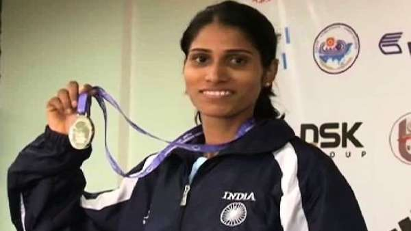 Konsam wins gold in Asian Youth & Junior Weightlifting Championship
