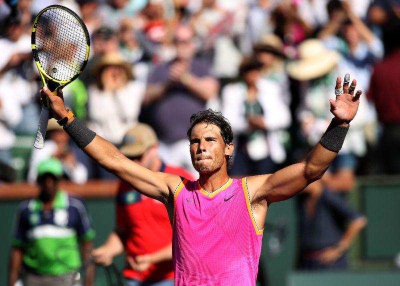 Federer, Nadal set up semi-final showdown at Indian Wells