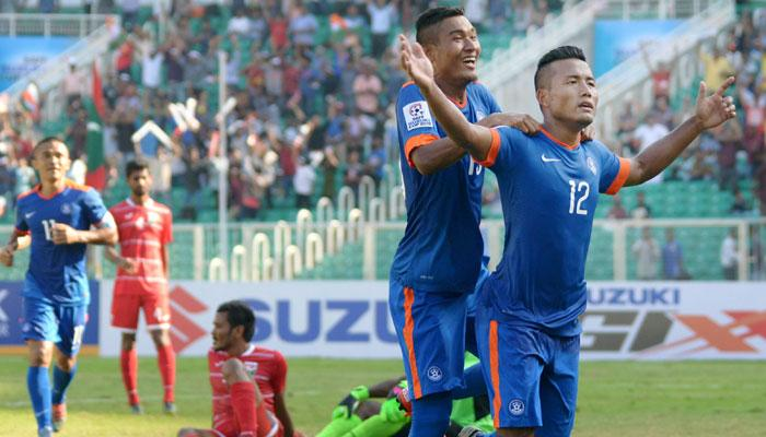 SAFF Cup: India to play against Pakistan in the semifinal on Sept 12