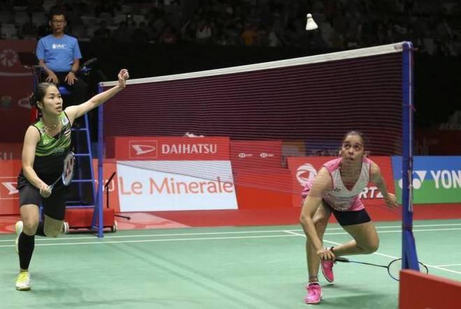 Saina Nehwal beats Ratchnok to enter Indonesia Masters final
