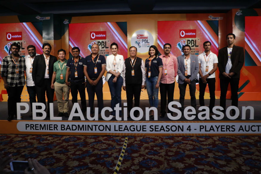 Saina, Sindhu attract maximum price at PBL season 4 auction