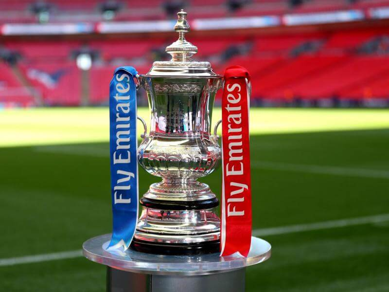 FA Cup quarter-final dates announced