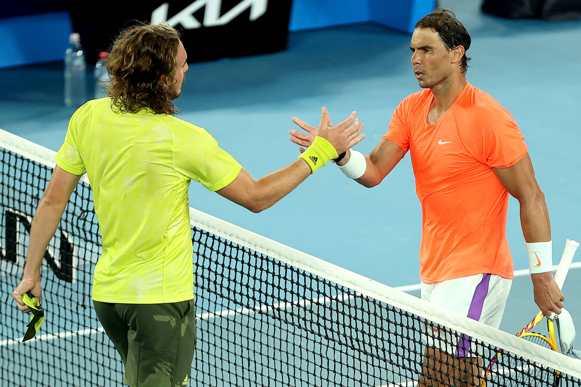 Australian Open 2021: Stefanos Tsitsipas beats Rafael Nadal in 5-set thriller to enter semi-finals